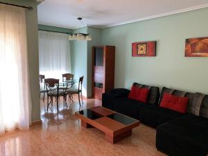 Apartamento 3 habitaciones para 6 personas con calefacción central y wifi