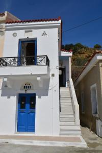 Scala di Korthi junior Andros Greece