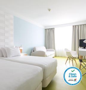 Hotel Quality Inn Praca da Batalha Porto
