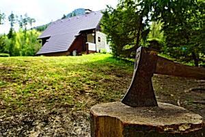 Chata Bačova skala