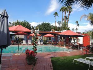 Casa Larrea Inn - Accommodation - Palm Desert