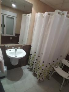 Hotel La Glorieta, Hotel  Baños de Montemayor - big - 46