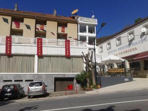 Hotel La Glorieta, Hotel  Baños de Montemayor - big - 39