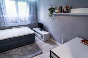 Apartament przy Bystrzańskiej