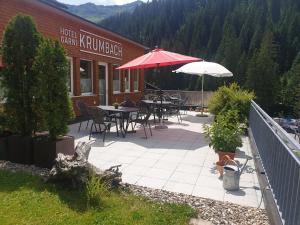Hotel Garni Krumbach - Damüls