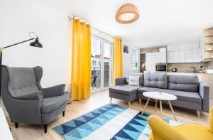 Przytulny apartament w centrum Szczecina