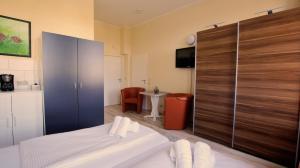Ferienwohnung 9 Rosenblatt schones Einraum Apartment