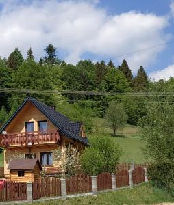 Domek w Pieninach