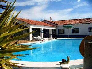 Villa with 5 bedrooms in Grandola with wonderful mountain view private pool furnished terrace 22 km from the beach
