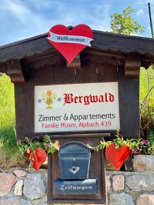 Bergwald - Accommodation - Alpbach