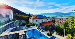 Kyriaki Guesthouse - Hotel - Amfiklia