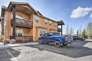 Driggs Condo with Mtn View, 37Mi to Jackson Hole Ski! - Hotel - Driggs