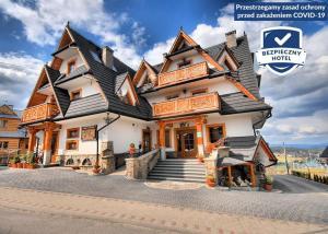 Pensjonat Zbójecki Dwór - Hotel - Bukowina Tatrzanska