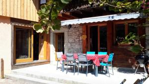 Accommodation in Entremont