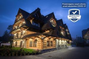 Pensjonat Dziubas - Hotel - Bialka Tatrzańska