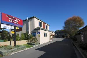 Courtesy Court Motel - Christchurch