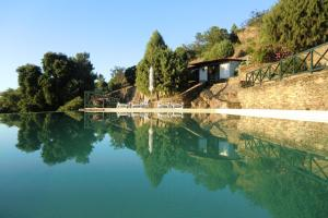 Villa with 3 bedrooms in Torre de Moncorvo with wonderful mountain view shared pool and enclosed garden