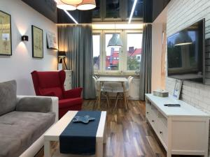 Apartamenty Usteckie Wczasowa