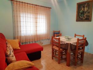 House with 2 bedrooms in Canaveras with wonderful mountain view and terrace
