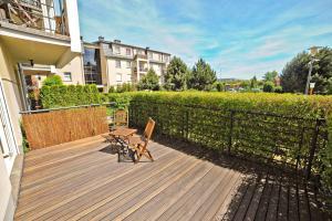 Parkur Apartment with terrace
