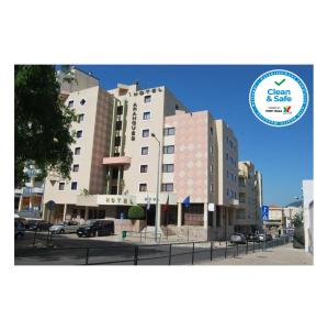 Hotel Arangues, Setúbal