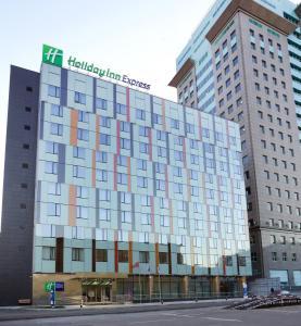 Отель Холидей Инн Экспресс Москва Павелецкая