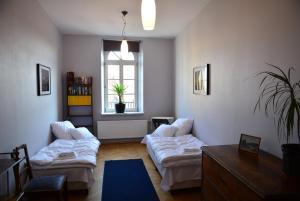 Przestronny apartament z pięknym widokiem
