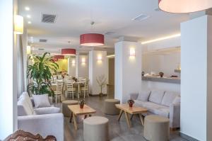 Xenia Hotel, Отели  Наксос - big - 80