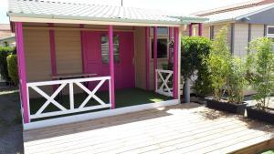 Location gîte, chambres d'hotes Les Chalets la Plage - Etape Vacances dans le département Hérault 34