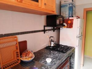 Apartment with 2 bedrooms in Marrakech with furnished garden 176 km from the beach