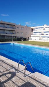 Apartment with one bedroom in L'Eucaliptus with wonderful sea view shared pool and furnished terrace 400 m from the beach