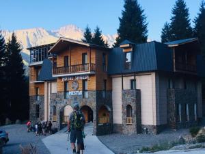 Hotel Shgedi Mestia