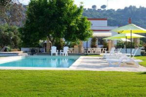 Apartment with 2 bedrooms in Specchia with shared pool and enclosed garden 13 km from the beach