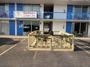 Accommodation in Ducktown