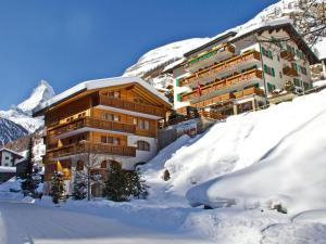 Alpenblick Superior, Hotels  Zermatt - big - 61