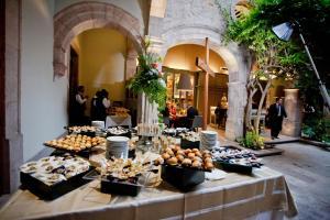 Casa Grande Hotel Boutique, Отели  Морелия - big - 29