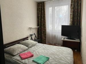 Room on Krasnogo Mayaka 4k1