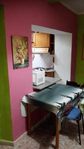 Apartment with one bedroom in Loceri with wonderful city view and WiFi 10 km from the beach