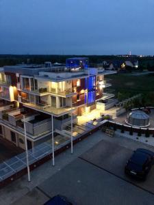 Apartament nad morzem w Baltic Cliff Niechorze