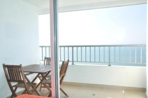 Apartamentos Palmeto Cartagena Nª3401, Ferienwohnungen  Cartagena de Indias - big - 9
