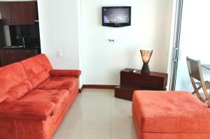 Apartamentos Palmeto Cartagena Nª3401, Ferienwohnungen  Cartagena de Indias - big - 11