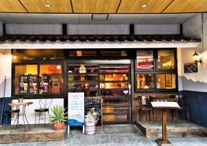 DJANGO Hostel & Lounge