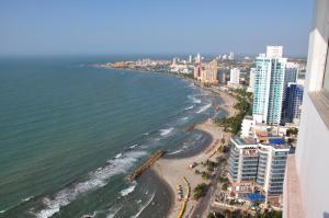 Apartamentos Palmeto Cartagena Nª3401, Ferienwohnungen  Cartagena de Indias - big - 10