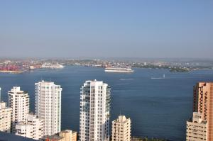 Apartamentos Palmeto Cartagena Nª3401, Ferienwohnungen  Cartagena de Indias - big - 21