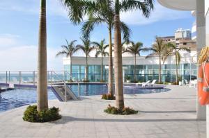 Apartamentos Palmeto Cartagena Nª3401, Ferienwohnungen  Cartagena de Indias - big - 19