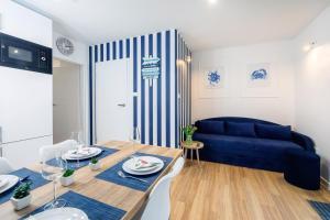 Apartament 13B Blue Marine Poddąbie