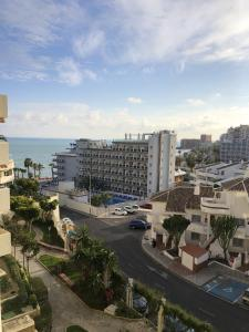 obrázek - Apartment with one bedroom in Benalmadena with wonderful sea view shared pool and furnished terrace 500 m from the beach
