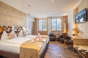 Chalet Alpenruh - Hotel - Mürren