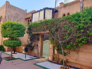 Villa with 3 bedrooms in Marrakech with private pool and enclosed garden 80 km from the slopes