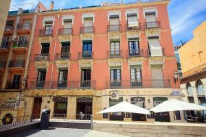 En el centro historico de Alicante